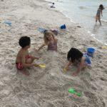 So sand huh? Lot of fun?